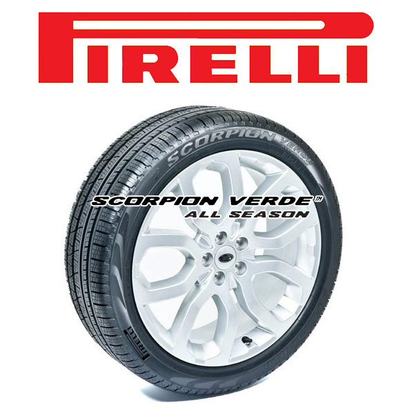 6degrees Online Pirelli Tire And Scorpion Verde All Season And 22