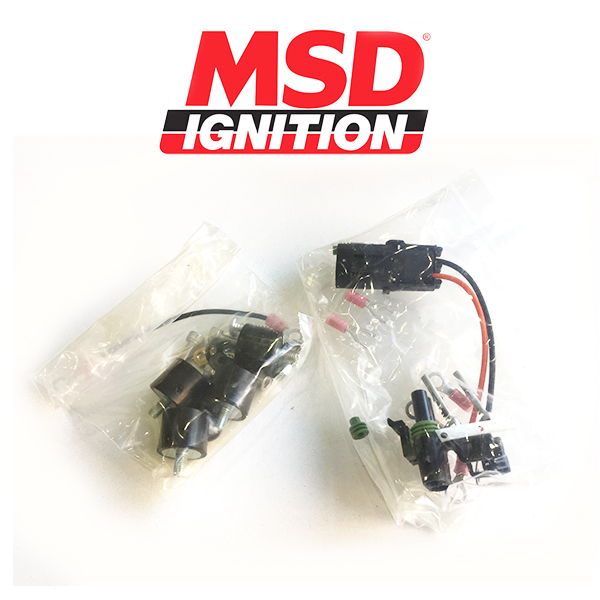MSD Blaster HVC Iginition Coils 8252 ignition coil American car