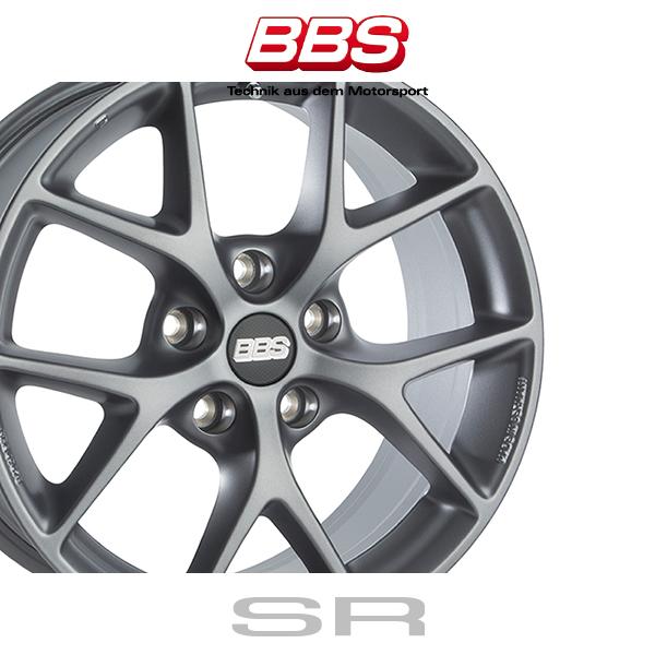 安心と信頼 純正サイズにBBS ホイール4本セット BBS Design Line SR 18×8.0J ヒマラヤサテングレー 120 デザインライン エスアール 5H +32 春の新作続々 BMW純正サイズ対応