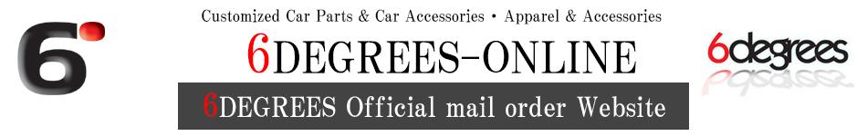 6DEGREES-ONLINE:6DEGREES公式通販サイト 「6DEGREES-ONLINE」