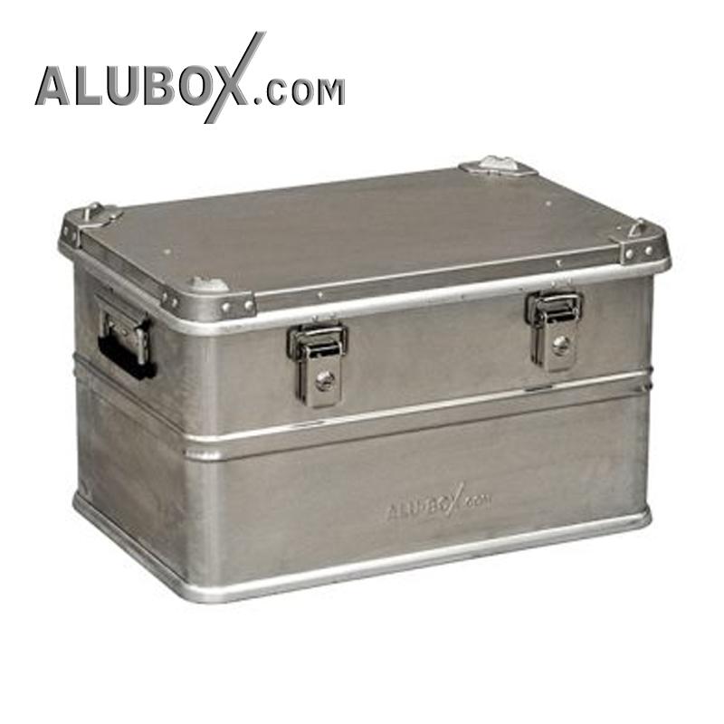 【代引き不可】 ALU BOX S060 アルミボックス おしゃれなアルミボックス アルミ 収納ケース インテリア 車載 道具箱 ホビーボックス 716select アウトドア キャンプ グランピング, ナカヤマチョウ 50486480