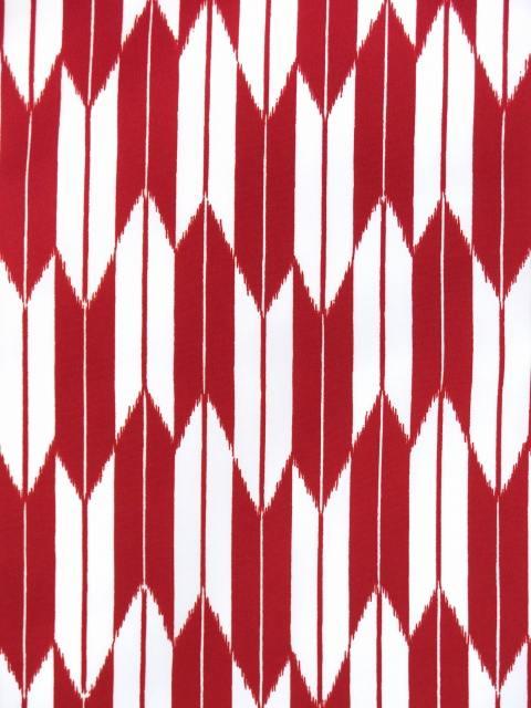 七五三 着物 7歳 フルセット 女の子用 子ども着物セット(合繊)「赤 矢絣」IYY451rGGGG 購入 販売
