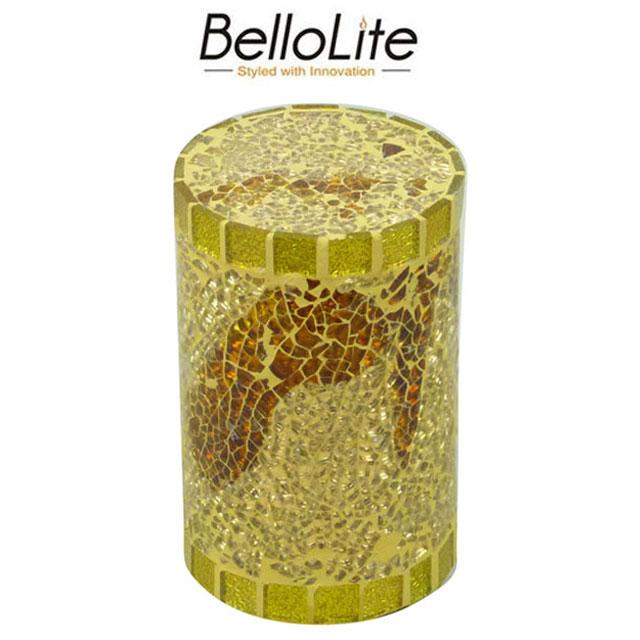 インテリアライト BelloLite ベローライト 充電式コードレスLEDテーブルランプ AURUM(オーラム)【即納】【送料無料】コードレス キャンプ 野外 照明