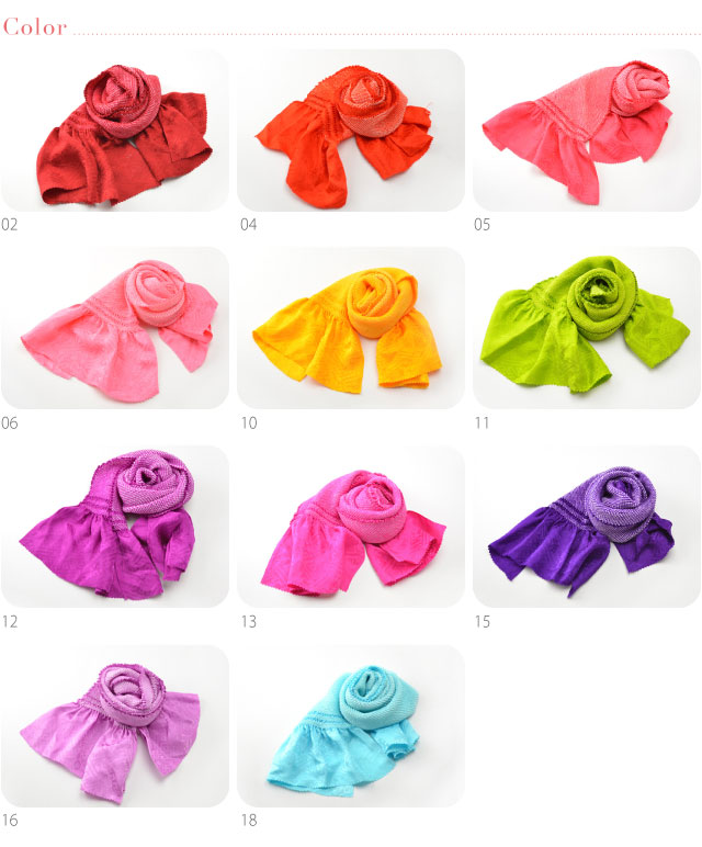 "GL[Women-Obi-Age] Over-All Tie-Dyed Pure Silk ""Obi-Age"" (Sash Pillow or Cushion Holder)[]  fs04gm"