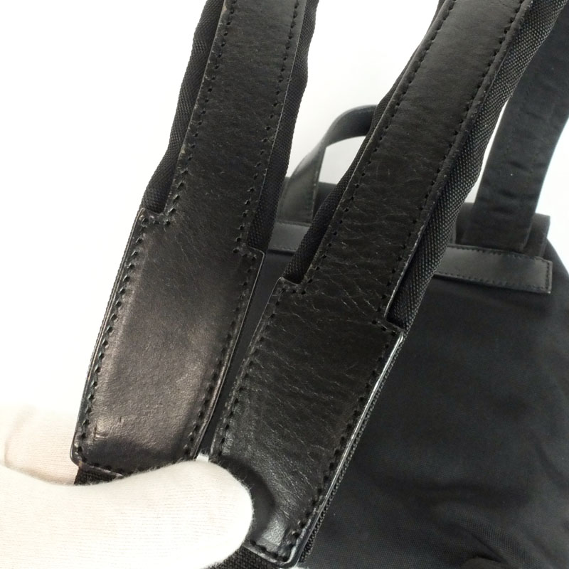 detailed pictures 09de7 d2ef7 003・0242 バックパック 【中古】 GUCCI レザー リュックサック ...