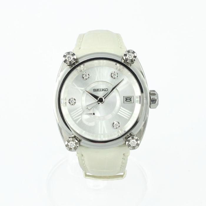セイコー ガランテ SEIKO GALANTE 生誕10周年記念限定モデル SBLA087 メンズ 腕時計 ダイヤ スプリングドライブ 【中古】