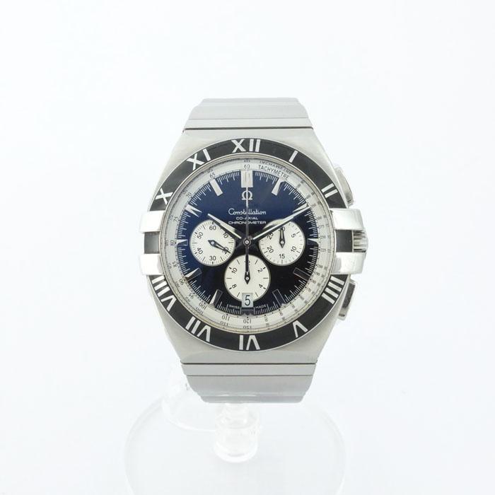 オメガ OMEGA コンステレーション ダブルイーグル 1519.51 自動巻き メンズ 腕時計 クロノグラフ 【中古】