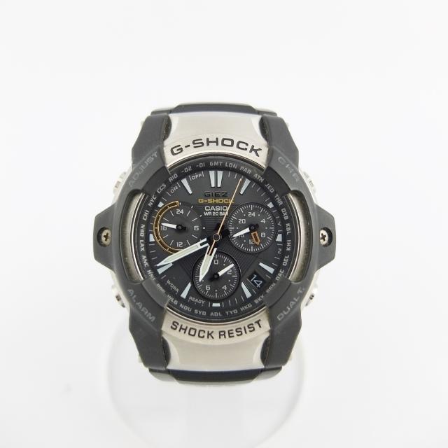 カシオ CASIO G-SHOCK G-ショック GS-1000D The G GIEZ クロノグラフ メンズ 腕時計 【中古】