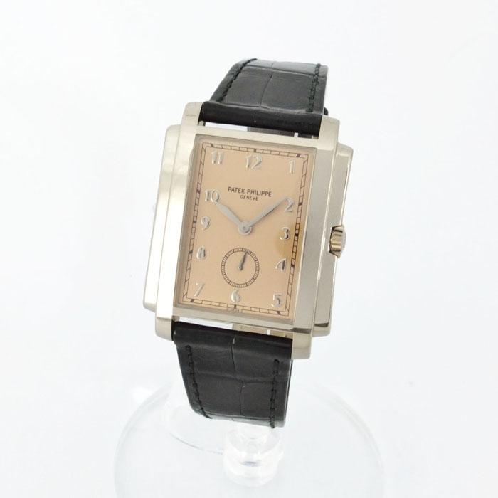 パテック フィリップ PATEK PHILIPPE ゴンドーロ 5024G-001 メンズ 腕時計 K18 750 手巻き 【中古】