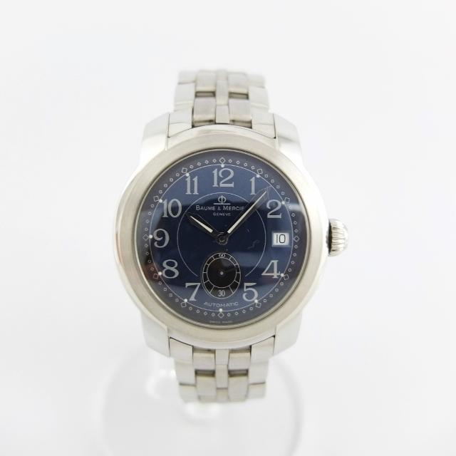 ボーム&メルシエ BAUME&MERCIER ケープランド MVO45221 メンズ 腕時計 自動巻 【中古】