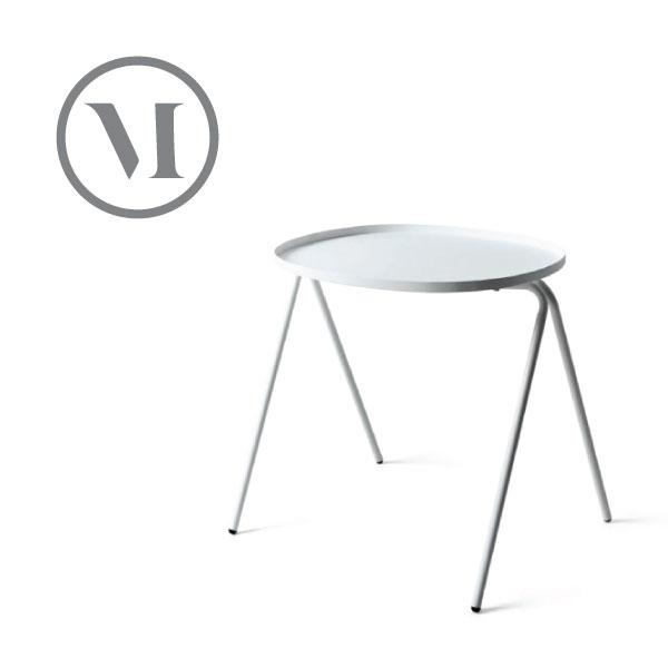 【送料無料】メニュー/menu MENU アフタルームサイドテーブル Afteroom Side Table ホワイト/ブラック シンプル、スマートなサイドテーブル 北欧の落ち着きあるデザインテーブル 机 デザイン家具 新築祝いなどにポイント最大24倍