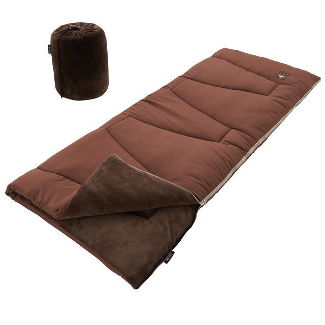 ロゴス/LOGOS 丸洗いソフトタッチシュラフ・-4 封筒型シュラフ 寝袋 表はサラサラ、中はやわらか暖かくて気持ちいい寝袋