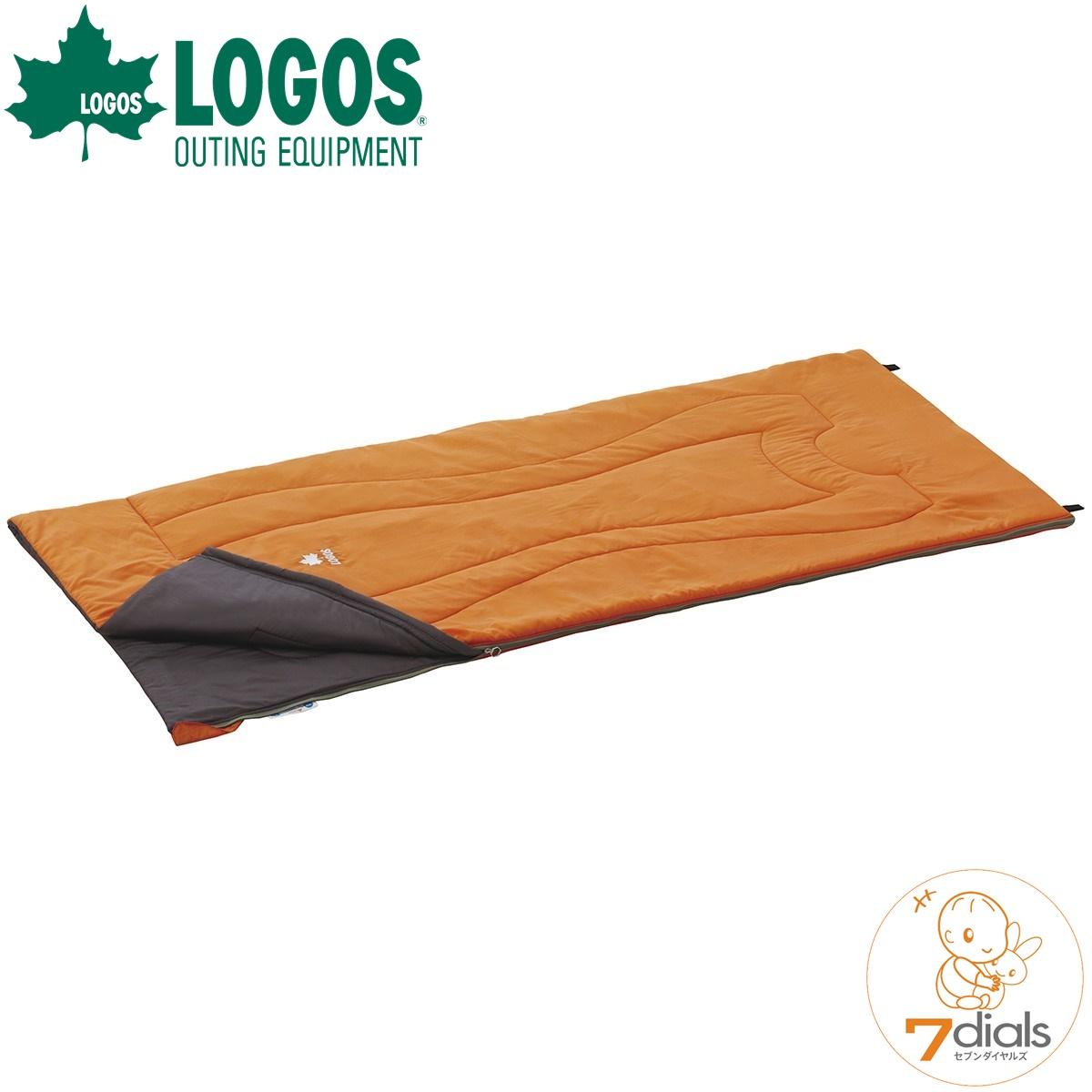 LOGOS/ロゴス ウルトラコンパクトシュラフ・-2 暖かいのにコンパクトな寝袋 シュラフ 薄型でかさばらない 丸洗い可能【送料無料】