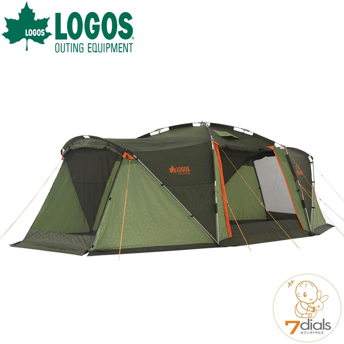 LOGOS/ロゴス スペースベース ドックスクリーン-N 大型テント【送料無料】