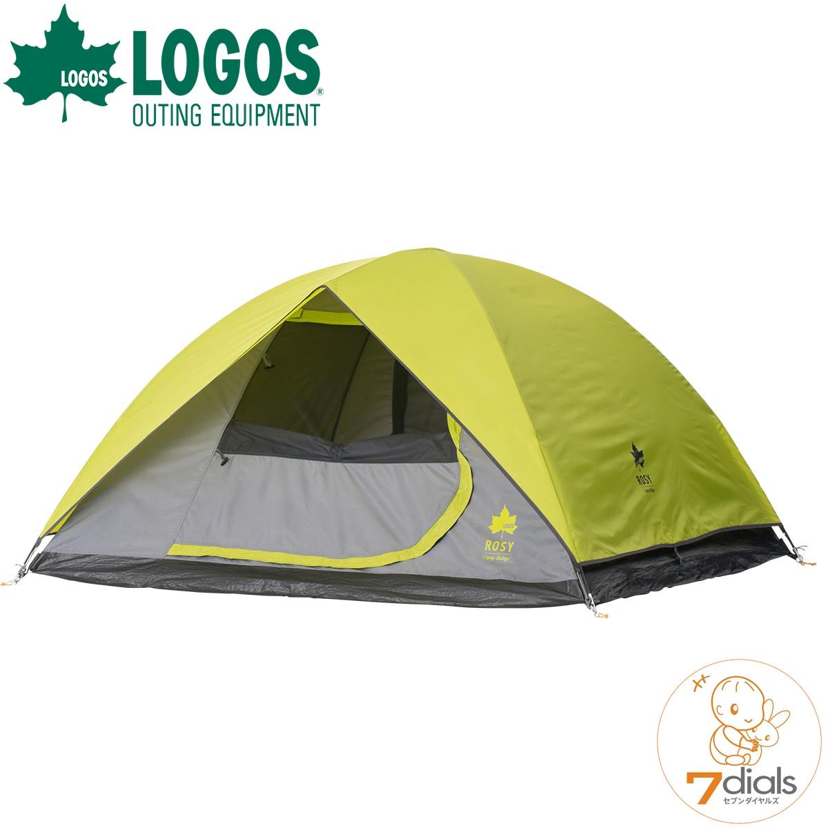 LOGOS/ロゴス ROSY i-Link サンドーム M 持ち運びと組み立て簡単な3人用テント【送料無料】