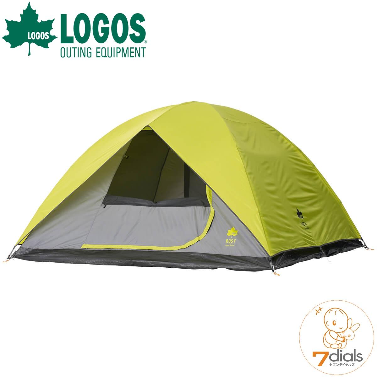 LOGOS/ロゴス ROSY i-Link サンドーム XL 持ち運び&組立て簡単!様々なシーンで使える5人用テント【送料無料】