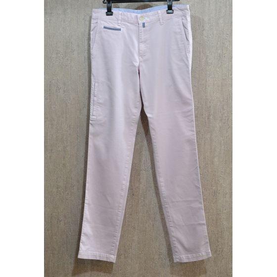 ラウラフェリーチェ Laura felice メンズ服 綿パンツ ピンク 春夏新作セール35%OFF ラウラフェリーチェ・アウトレット