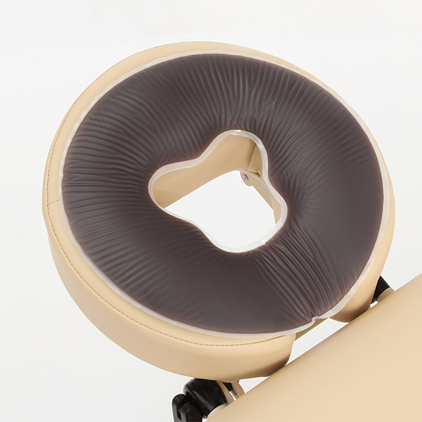 Silicone gel cushion (round type) 2 colors [massage pillow chiropractic pillows, under commercial operation for [Salon equipment] [7 Este], the