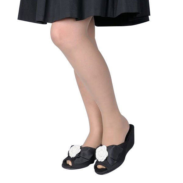 03a46aa458383 ... All 7cm heel slippers four kinds [uniform beauty treatment salon  uniform slippers shoes shoes room ...