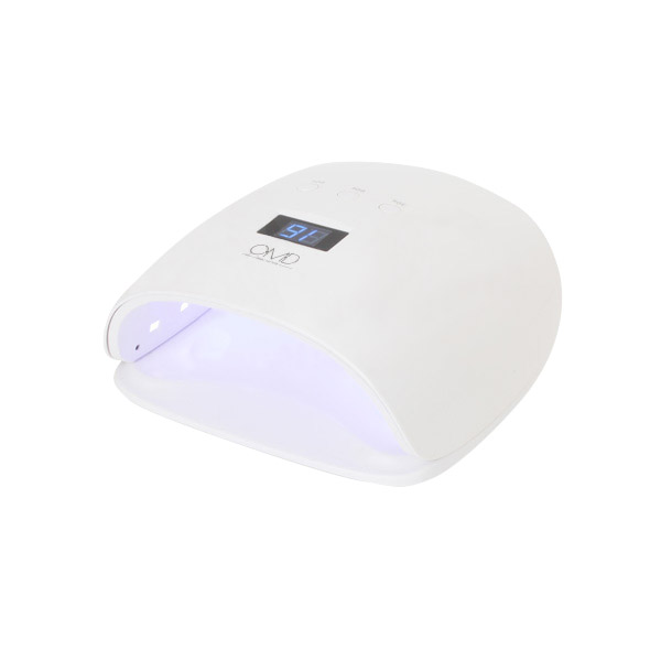 <OMD>DX UV/LEDライト-D02 [ ネイルライト ネイルランプ LEDライト LEDランプ UVライト UVランプ ジェルネイル ネイルドライヤー LED UV ネイル ライト ランプ ][ N-4 ][ 7エステ ]