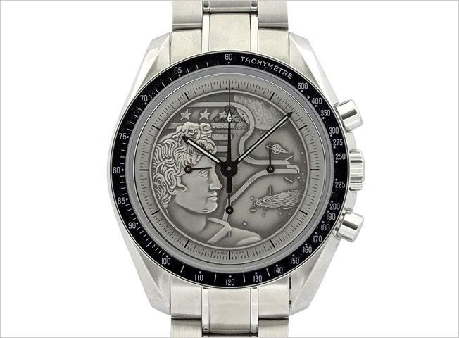 オメガ スピードマスター アポロ17号 40周年 311.30.42.30.99.002 世界限定1972本 2018年・箱・保証書(国内正規品)付 未使用