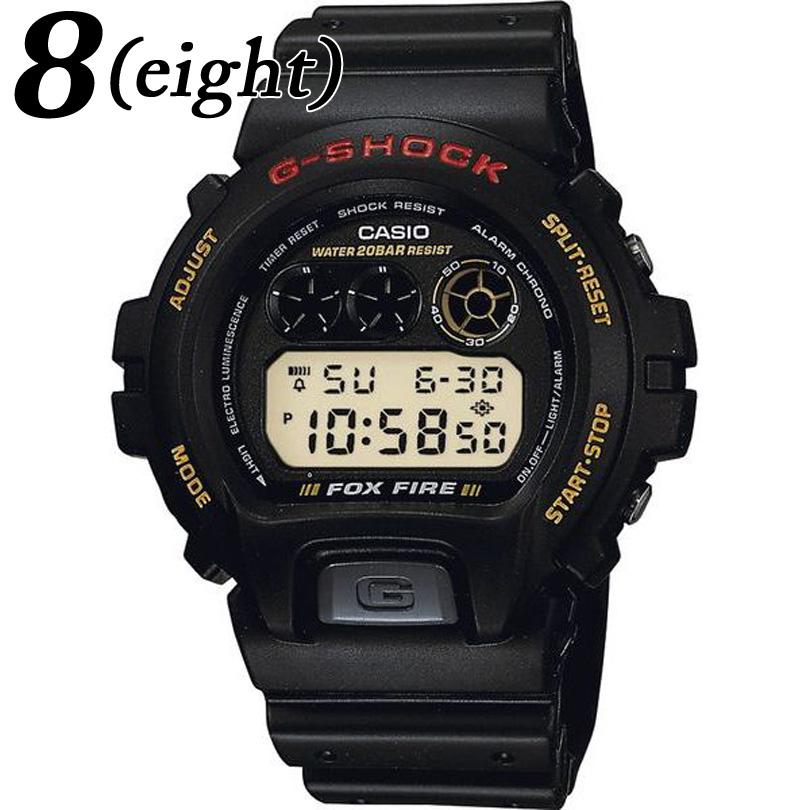 【メーカー直送品】カシオ G-SHOCK ベーシック DW-6900B-9