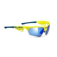 【在庫処分】 Rudy(ルディ) ノイズ レーシングPRO YEL/MLブルー