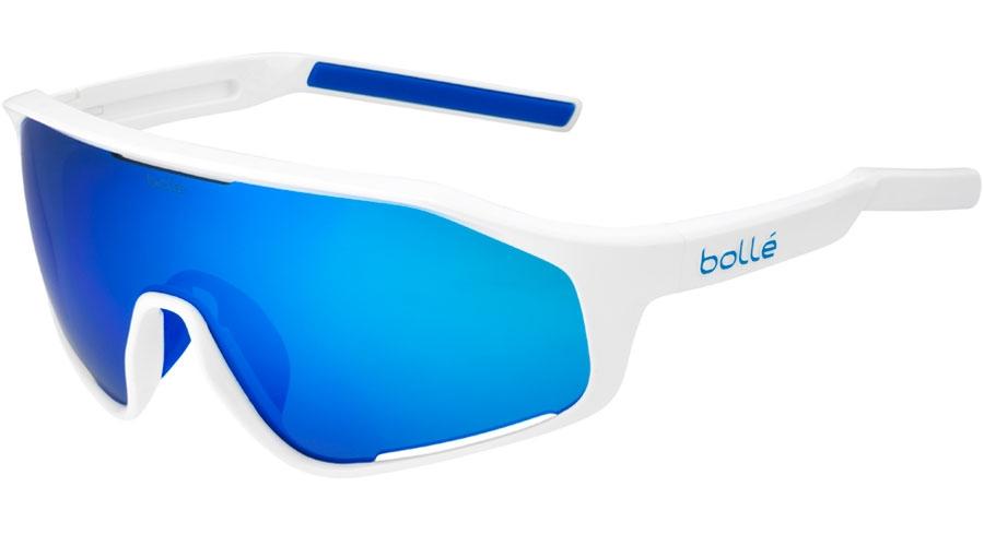 bolle SHIFTER (ボレー シフター サングラス) Shiny White Brown Blue