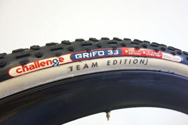 GRIFO33 TEAM EDITION(グリフォ33チームエディション)チューブラー