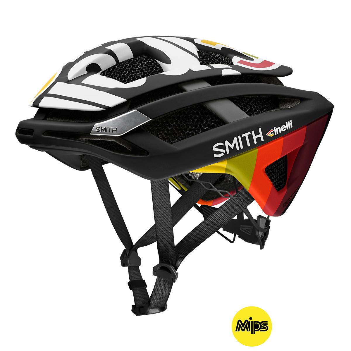 SMITH Overtake MIPS(スミス オーバーテイク ミップス) ヘルメット 2018