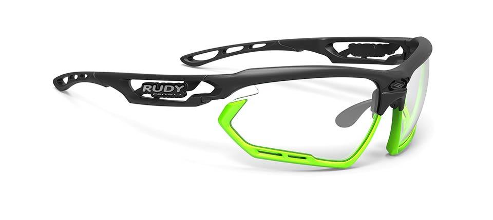 Rudy(ルディ) FOTONYK(フォトニック) ブラックマット/インパクトX2 調光ブラックレンズ
