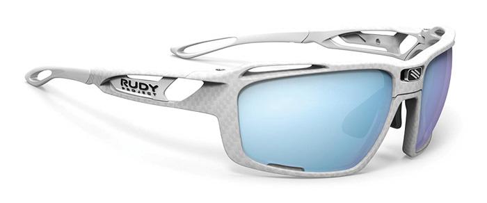 Rudy(ルディ) SINTRYX(シントリクス) 日本限定モデル ホワイトカーボニウムフレーム マルチレーザーアイスレンズ