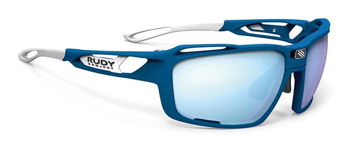 Rudy(ルディ) SINTRYX(シントリクス) 日本限定モデル ブルーメタルマットフレーム マルチレーザーアイスレンズ
