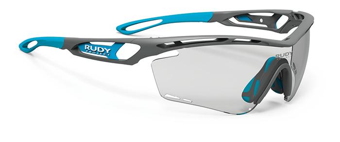 Rudy(ルディ) TRALYX(トラリクス) ピヨンボマットフレーム/インパクトX2調光ブラックレンズ ニューモデル