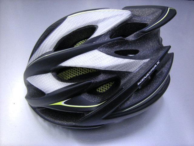 RudyProject Windmax(ルディ プロジェクトウィンドマックス)ヘルメット ライムフルオブラック 2014年モデル Lサイズ
