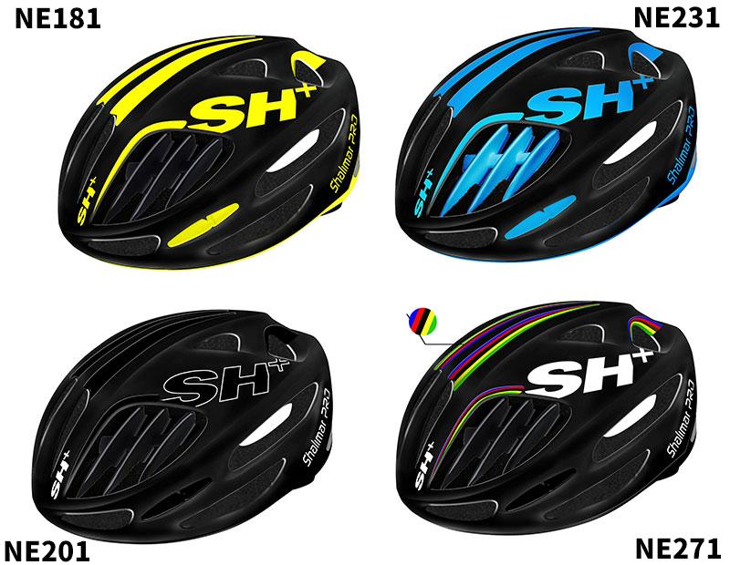 【在庫処分】SH+ SHALIMAR PRO (エスエイチプラス シャリマー プロ) ヘルメット 2018