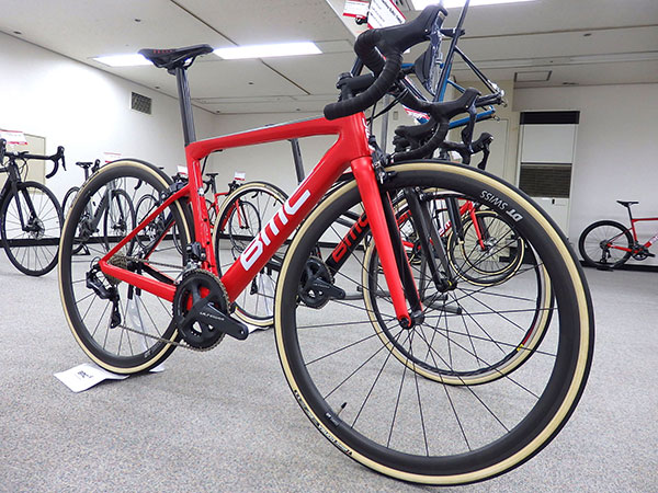 2019 BMC SLR01 THREE ULTEGRA Di2完成車