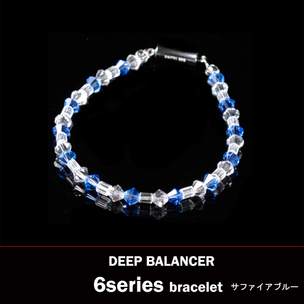 6シリーズ ブレスレット サファイアブルー 6シリーズ マグネット マグネット Lサイズ Lサイズ, セレクトショップ Cavallo:2c837e11 --- officewill.xsrv.jp