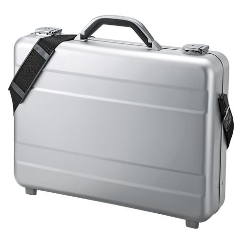 PCアルミケース PCキャリングバッグ 15.6インチワイド対応 サンワサプライ 220-BAG-AL4