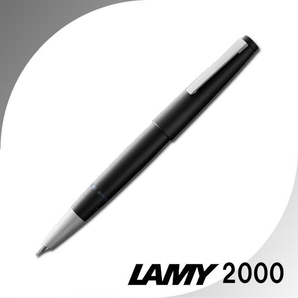 ラミー<LAMY>2000 万年筆 [EF/極細・F/細字] LAMY(ラミー) 455-L01-*-R *ネコポス不可*