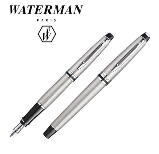 ■即納可能■ WATERMAN エキスパートエッセンシャル メタリックCT 万年筆 [細字/F]ウォーターマン S2-243-152-R