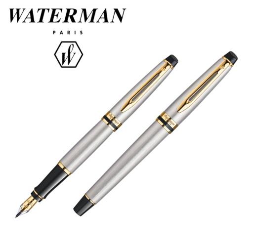 ■即納可能■ WATERMAN エキスパートエッセンシャル メタリックGT 万年筆 [細字/F]ウォーターマン S2-243-162-R