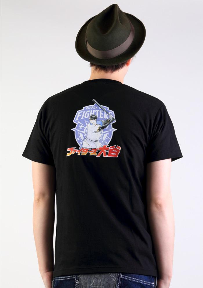 the best attitude 0b4b7 77fa4 Hokkaido Nippon-Ham Fighters official recognition goods Shohei Otani X  Yoichi Takahashi collaboration goods T-shirt (there is no uniform number)