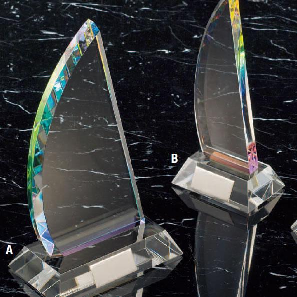 オプティカルガラス/ダイヤカット ブロンズ B505(245)