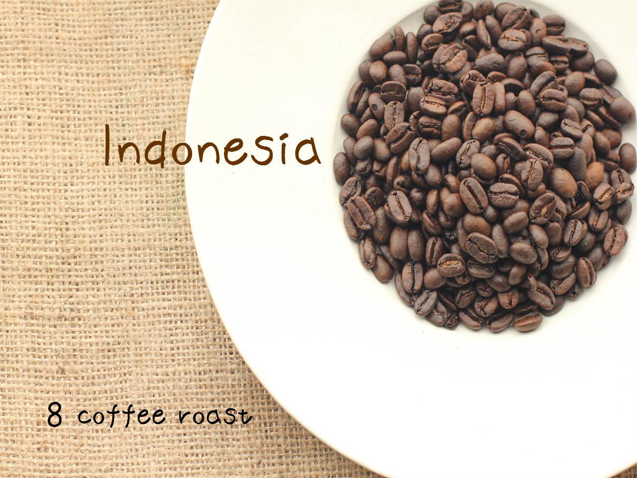 コーヒー焙煎豆 新色追加 インドネシア マンデリン デカフェ 80g 内容量 ラッピング無料 ノンカフェイン