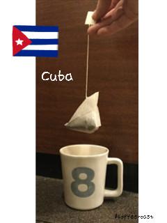 【三角 テトラパック コーヒー】【送料無料】キューバ クリスタルマウンテン <内容量>10g×180パック (30パック X 6袋)