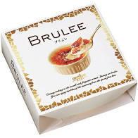 本物の焼き目にこだわったブリュレアイスです。パリパリ食感 オハヨー乳業 BRULEE(ブリュレ)104ml×6個 ブリュレアイス 第8回フローズン・アワード1位受賞