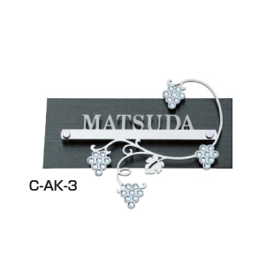 通販 series CRYSTAL LINE クリスタルライン C-AK-3