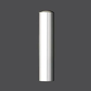 銀製印鑑 認印 10.5mm(印鑑/銀製印鑑//通販)