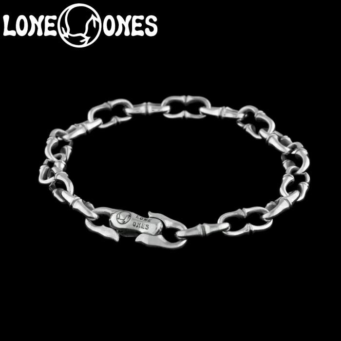 【LONE ONES/ロンワンズ】Kiss & Flow /Longing Bracelet-Small / ロンギング ブレスレット スモール シルバーアクセサリー シルバー925 Silver925 ブレス